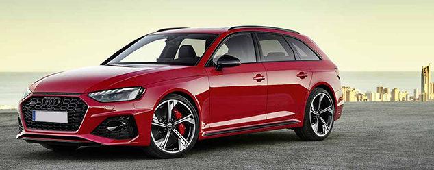 Audi RS4 410ch/770Nm